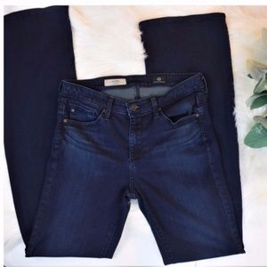 AG The Angel Bootcut Jeans Flare Blue 26R